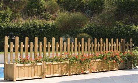 recinzioni x giardini steccato recinzione da giardino in legno cm 175x90 100h