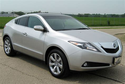 what is an acura acura zdx