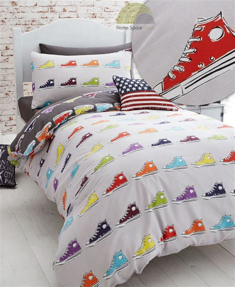 pizza bed sheets funky teenagers quilt duvet cover pillowcase bedding bed