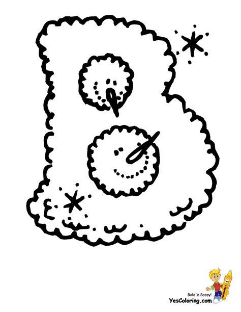 christmas alphabet coloring page lumpy snowman christmas letters free alphabet christmas