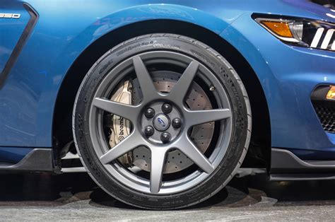Wheels Ford Shelby Gt350r Kuning ford shelby gt350r mustang wheels 02 photo 3