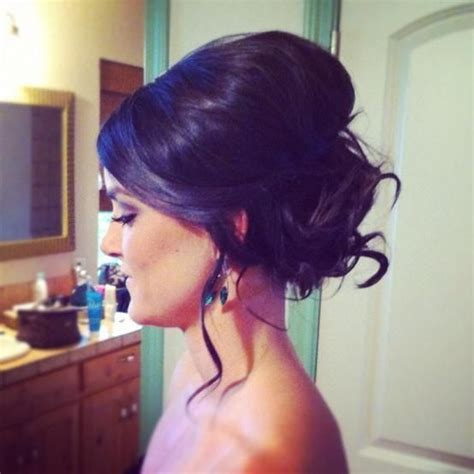 nice hairstyles buns nice up do fashion and hair pinterest flats updo