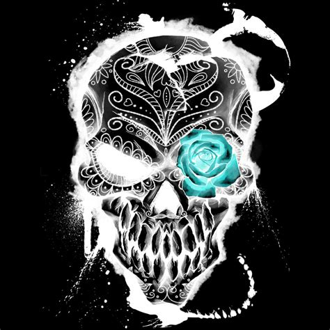 design by humans wallpaper day of the dead by design by humans on deviantart