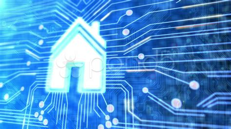 House Technology by Smart Home Technology Stock Footage Youtube