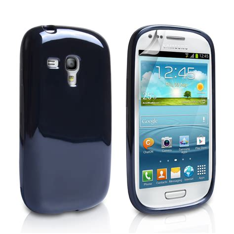 yousave accessories samsung galaxy  mini gel case black