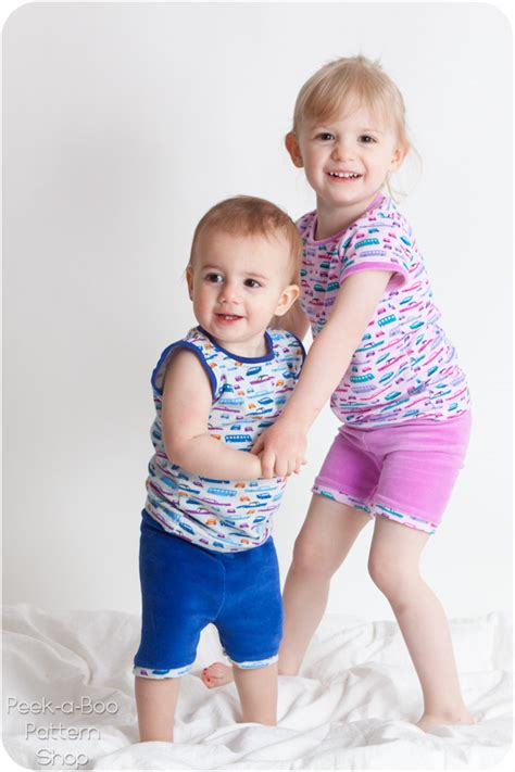 Summer Sleepers For Babies by Summer Pjs Childrens Pajamas Pattern Baby Toddler Pajamas