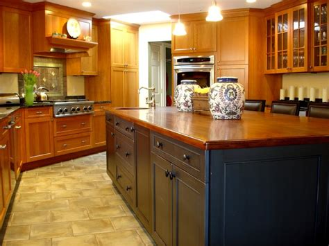 Shore And Country Kitchens by Cherry Kitchen Traditional Kitchen New York By Shore Country Kitchens