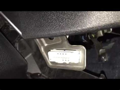 transmission control 2006 lexus rx on board diagnostic system honda jazz 2015 model obd port youtube