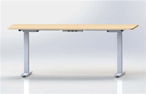 sit stand desk top workstation stand masa 252 st 252 i蝓 istasyonu oturmak sac metal