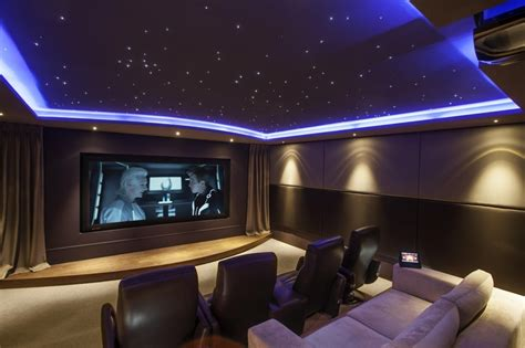 custom home theater roomscustom cave home theater