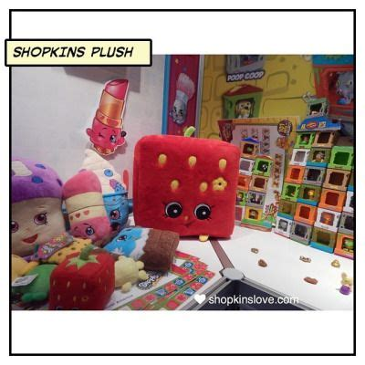 Boneka Plush Shopkins Original these shopkins plush toys are so shopkins shopkinsmagazine spkfan original image from