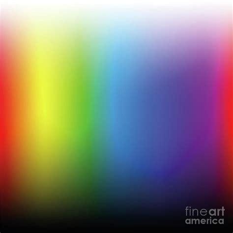 spectrum color color spectrum visible light square digital by