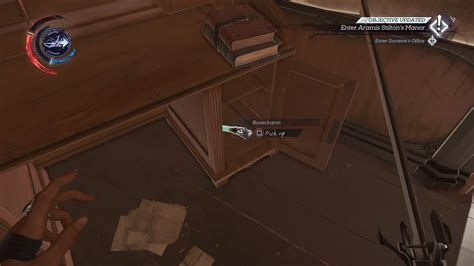 Dishonored 2 Dust District Overseer Third Floor - dishonored 2 collectibles level 6 dust district polygon