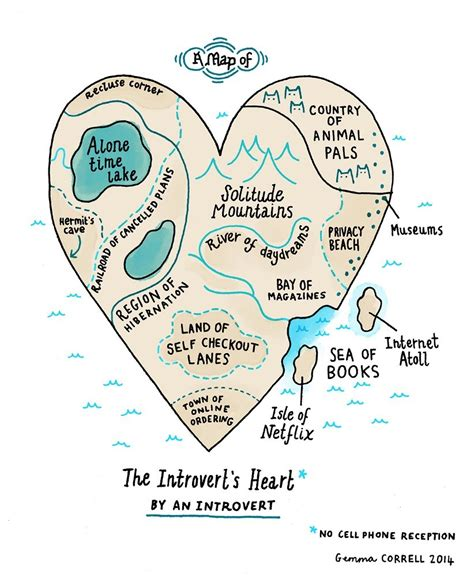 the thriving introvert embrace the gift of introversion and live the you were meant to live books an adorable map to an introvert