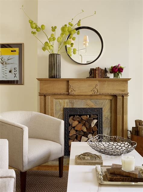 how to decorate living room with fireplace 10 ways to decorate your fireplace in the summer since