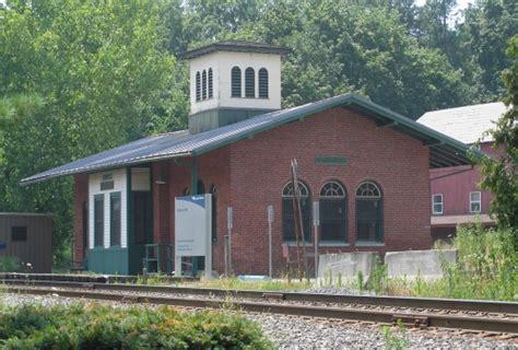 amherst depot 1853