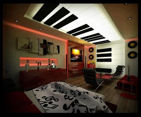 modern bedroom ceiling designs collection