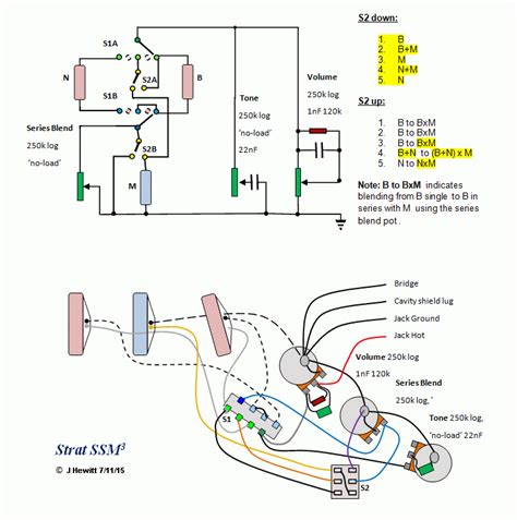 strat series parallel wiring diagram efcaviation