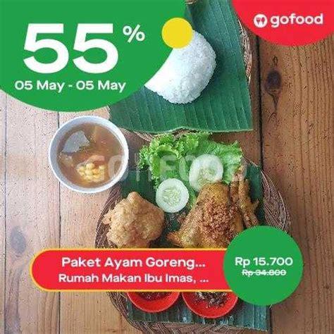 rumah makan ibu imas home semarang indonesia menu