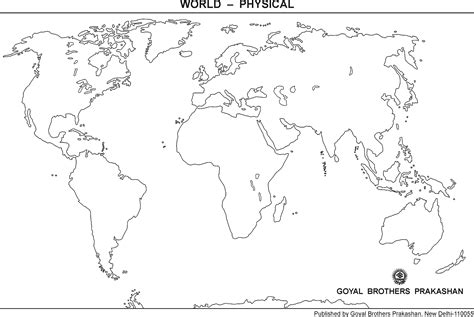 world map physical blank physical map of world driverlayer search engine