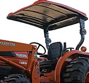 Kubota Tractor Canopy Sale by 52 Quot X 66 Quot Fiberglass Canopy Kit Orange