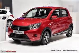 new car maruti celerio maruti celerio official review page 8 team bhp