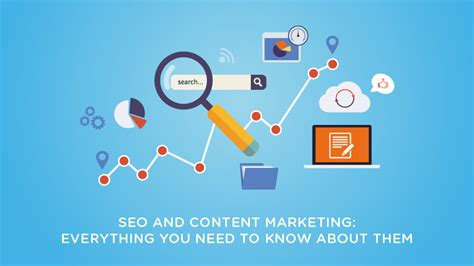 Seo And Marketing by Seo And Content Marketing Everything You Need To