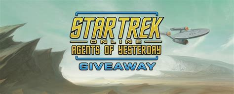 Mmobomb Giveaway - star trek online agents of yesterday giveaway mmobomb com