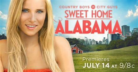 sweet home alabama cmt cast wallpaper