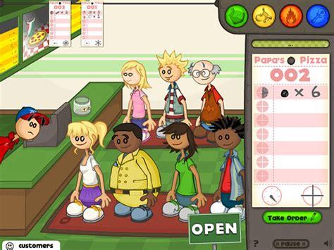 papas pancakeria play the girl game online mafacom papa games free papa games online