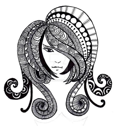 doodle 4 lã gã hair doodle by la who on deviantart