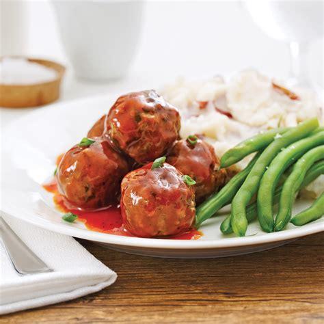 viande cuisin馥 boulettes de viande recettes cuisine et nutrition