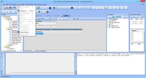 xml editor new features in stylus studio stylus studio xml enterprise edition download
