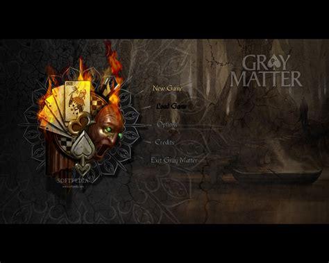 gray matter gray matter demo