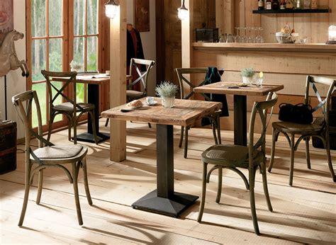mobilier pour restaurant