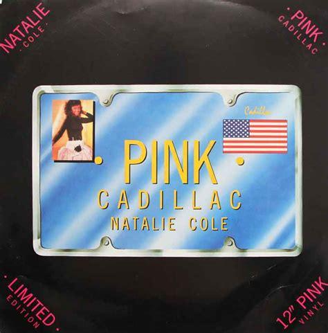 pink cadillac by natalie cole natalie cole pink cadillac vinyl clocks