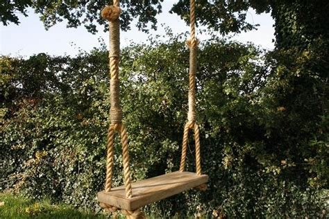 rope tree swings tree swings tree swing garden swings garden swings oak