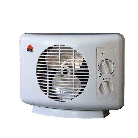 1500 watt convection electric portable heater and fan seabreeze 1500 watt quot sleek quot floor desk convection electric
