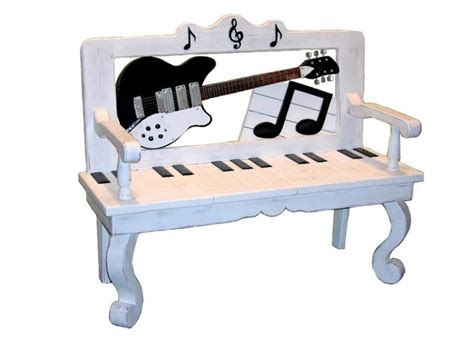 guitar bench 17 best images about music notes on pinterest music