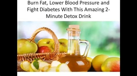 Detox Low Blood Pressure by Burn Lower Blood Pressure And Fight Diabetes With