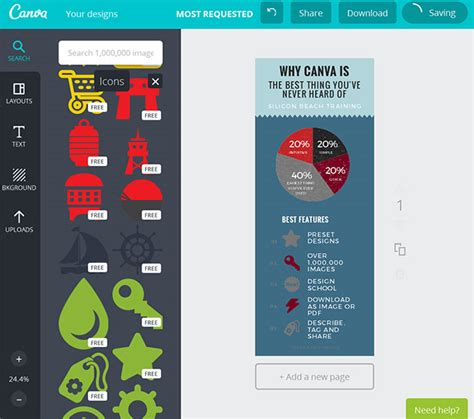 canva justify text canva the best tool you ve never heard of