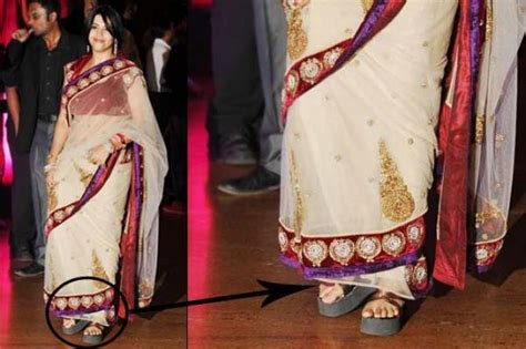 7 mistakes you should never make while wearing a saree