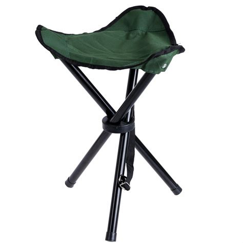 3 Legged Collapsible Stool by The Three Legged Stool Deals With Portable Outdoor