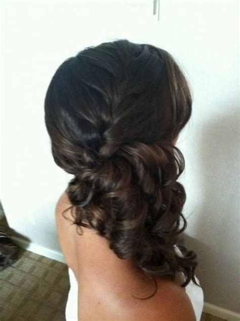 Wedding Hairstyles Side Pony With Braid by 1000 Images About Hair On Updo Buns And