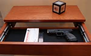 How To Make Floating Nightstands Stash Your Gat In One Of These Gun Concealing Furniture