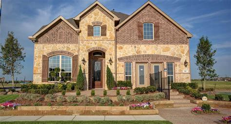 texas home hudson heights new home community plano dallas ft