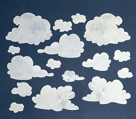 Cloud Decals For Ceiling by 20 Creative Wall Decals For