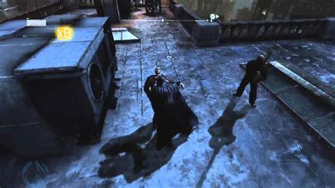 Batman Arkham World batman arkham city open world gameplay hd