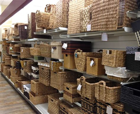 home goods and decor decorative baskets inspiration for using them in your