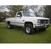 Sell Used 1986 Chevy Silverado K30 Pickup 1 Ton 4x4 In